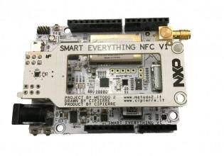 Arrow Electronics V1 IoT ontwikkelboard.
