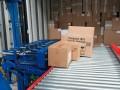 lossen van containers