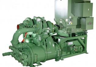 Centrifugaal compressor van Ingersoll Rand