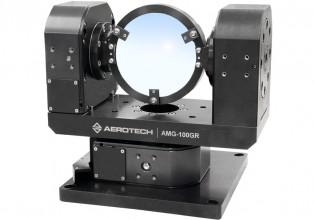 Gemotoriseerde optiekhouder van Aerotech