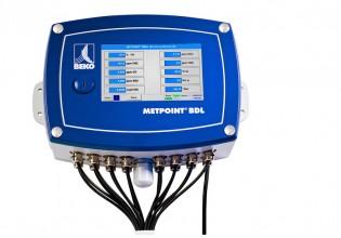 Meetapparaat voor medicinale perslucht van Beko Technologies