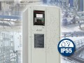 IP55 frequentieregelaar van Mitsubishi Electric