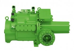 OS.A95 schroefcompressoren van Bitzer