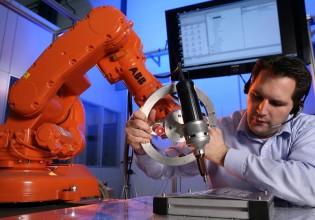 SME robot ABB, veiligheid en robotica