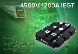 Toshiba vermogensmodule 4500 V 1200 A IEGT