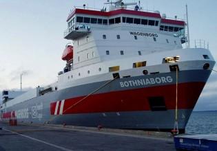 Wärtsilä levert scrubbers om uitlaatgassen van twee Nederlandse RoRo schepen te reinigen