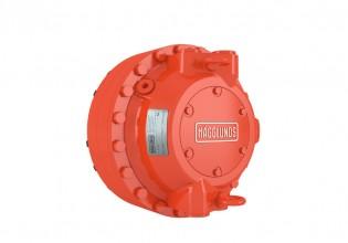 Radiale plunjermotor van Bosch Rexroth