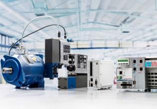 Regelsystemen voor hydraulische toepassingen van Bosch Rexroth