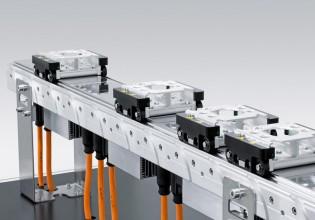 Flexibel transportsysteem van Festo met Siemens besturing