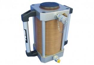 Composiet hydrauliek cilinder van Parker