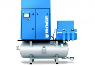 Boge C15DR schroefcompressor