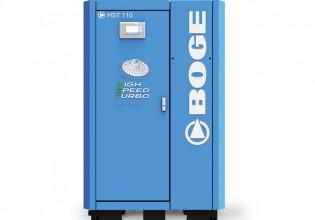 HST-serie luchtgelagerde compressoren van Boge