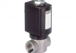 Bürkert magneetventiel type 6027