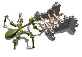 software-ontwikkeling gebaseerd op model van DFKI
