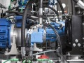 Eaton hydraulische pompsystemen met snelheidsvariator