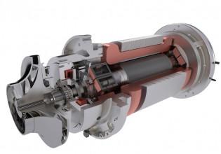 SKF magneetlager voor compressoren