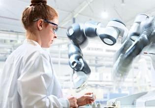webinar robot naast de mens