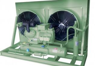 Compressor condensor aggregaat van Bitzer