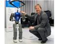 COMAN humanoïde robot