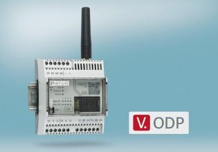 ODP station van Phoenix Contact