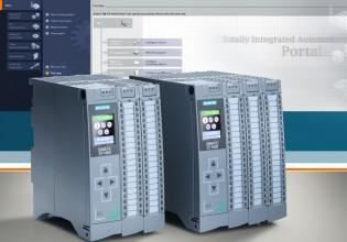 Compacte Simatic Advanced Controllers van Siemens