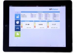 Monitoring Platform van VPInstruments