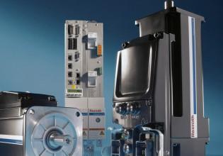 Meer Ethernet communicatie voor IndraDrive familie van Bosch Rexroth