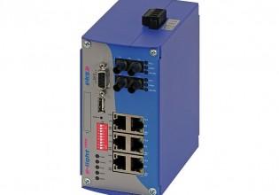Managed Profinet switch