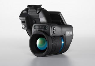 HD warmtebeeldcamer T1K van Flir