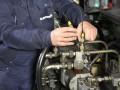 monstername van hydraulische olie