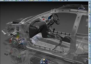 Dassault Systèmes verhuisd