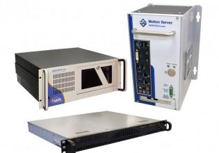 Aerotech Industriële PC met motion controller