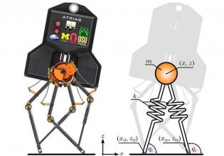 Atrias, de robot die leert lopen
