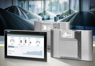 Siemens panels voor de zware industrie