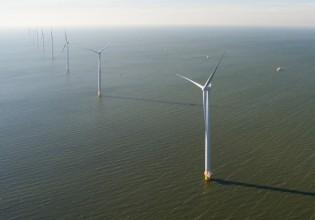 Windpark Westermeerwind levert eerste stroom