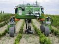 Modulaire veldrobot voor onkruidbestrijding