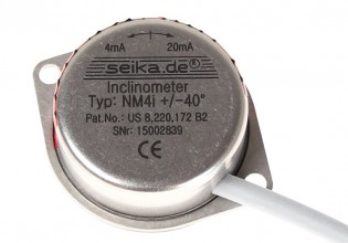 Inclinometer van AE Sensors
