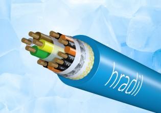 Flexibele CANbus kabel van Hradil Spezialkabel