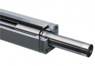 Axis&Stuifmeel elektrische lineaire aandrijving
