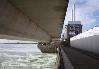 Total rond project hydrauliekolie Oosterscheldekering af