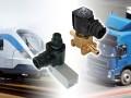 Blue3 magneetventielen voor voertuigmotoren