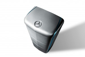 Mercedes-Benz energieopslag voor privégebruik is nu ook leverbaar.