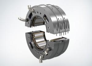 Het nieuwe magneetlager onder de naam Simotics (foto: Siemens)