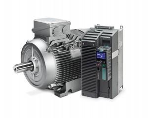 De reluctantiemotoren zijn, in vergelijking met asynchroonmotoren, zeer efficiënt.