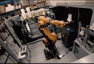 De 3D Demonstrator heeft Stratasys in samenwerking met Boeing, Ford en Siemens ontwikkeld (foto: Stratasys)