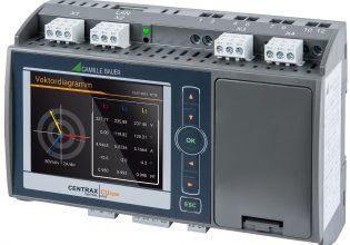 Meetinstrument sterkstroom met PLC