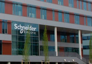 Award voor Schneider Electric