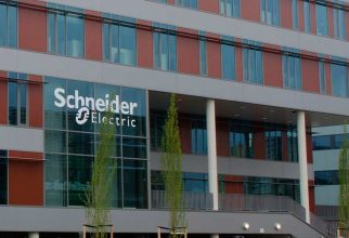 Award voor Schneider Electric