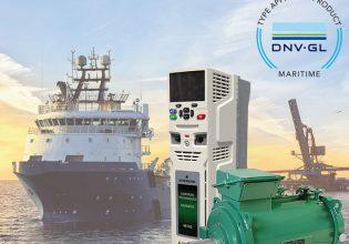 Nidec op maritieme markt