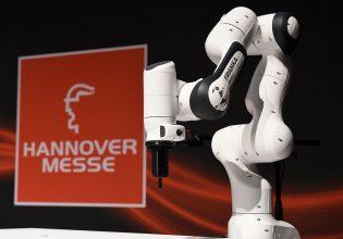 robots op Hannover Messe 2018